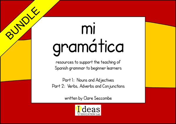 Mi gramática - parts 1 and 2
