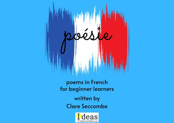 Poésie: 25 poems in French for beginner learners