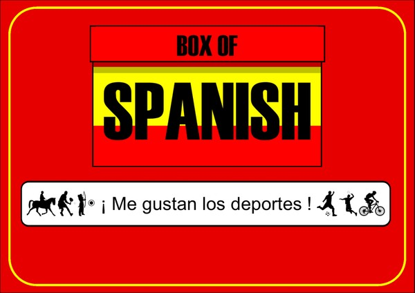 Box of Spanish: ¡Me gustan los deportes!