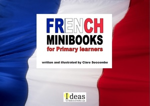 French Minibooks for Primary learners