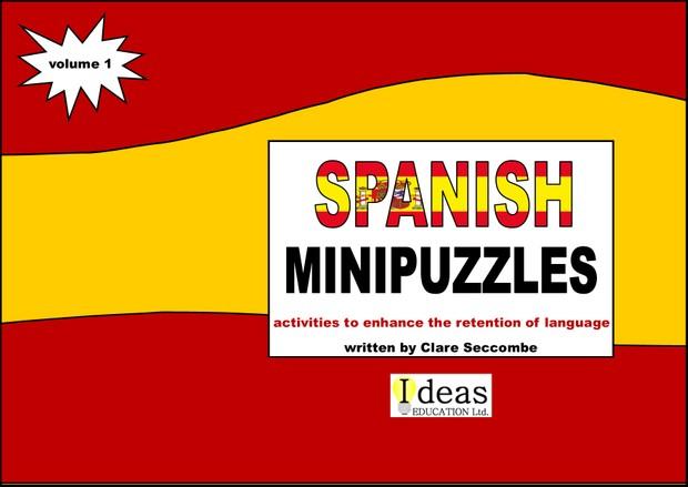 Spanish Minipuzzles, volume 1