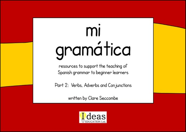Mi gramática - part 2