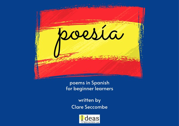 Poesía: 25 poems in Spanish for beginner learners