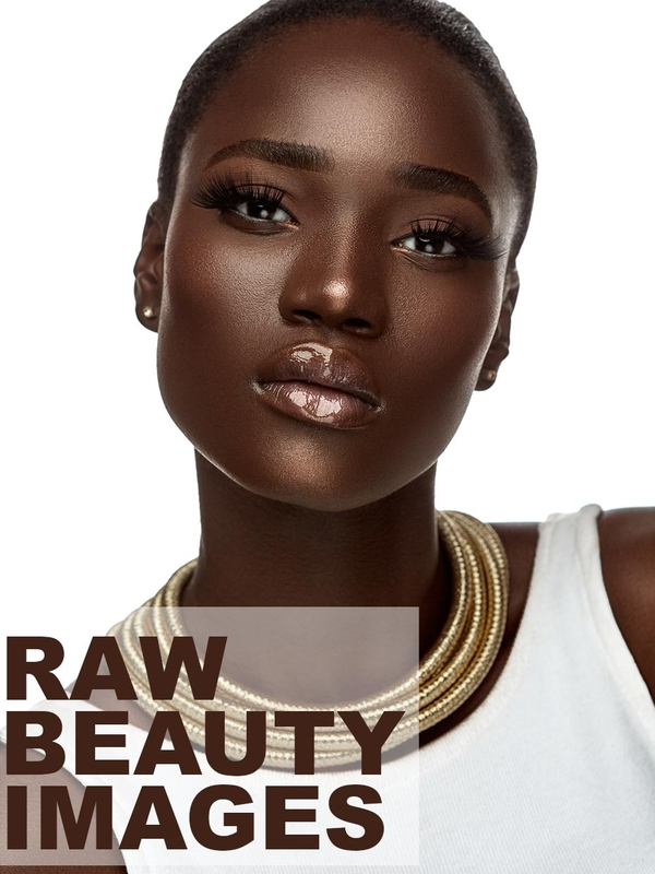RAW Beauty Images