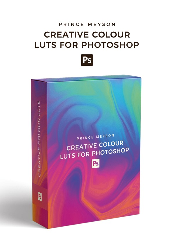 Creative Colour LUT Pack For Photoshop