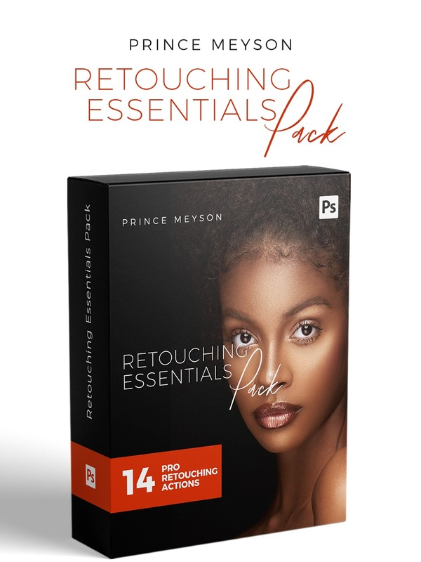 Pro Retouching Essentials Pack || Prince Meyson