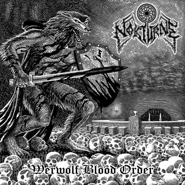 NOKTURNE – Werewolf Blood Order [LP]