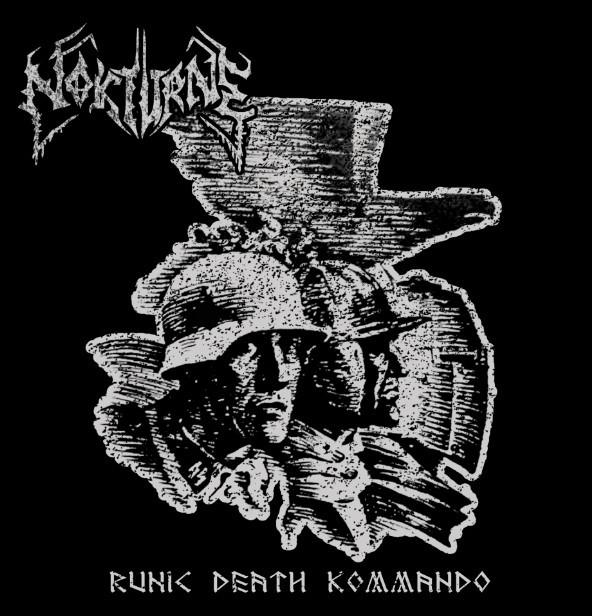 NOKTURNE – Runic Death Kommando [LP]