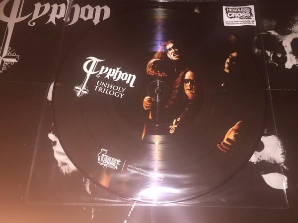 THYPHON – Unholy Trilogy [Picture LP]