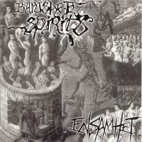BANISHED SPIRIT / ENSAMHET - Split [EP]