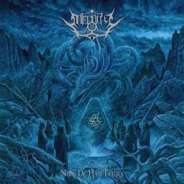 INFINITY - Non de Hac Terra [LP]