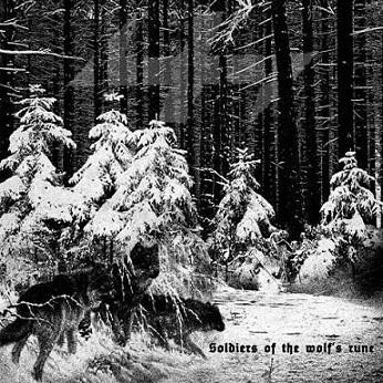 V/A SOLDIERS OF THE WOLF'S RUNE [LP]