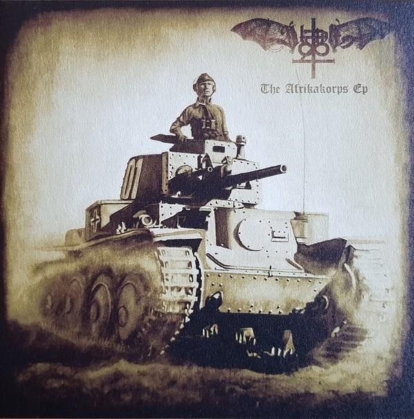 AKTION T4 - The Afrikakorps Ep [EP]
