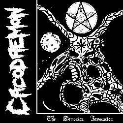 CACODAEMON - The Demoniac Invocation [LP]