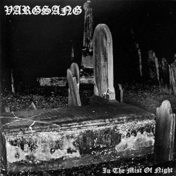 VARGSANG - In The Mist Of Night [LP]