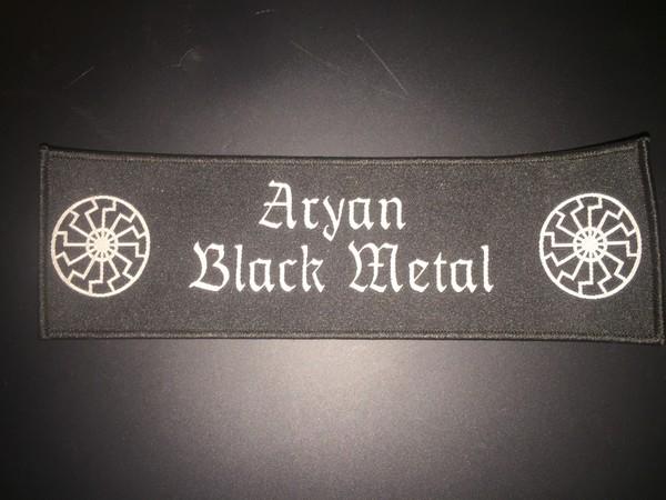 ARYAN BLACK METAL [Patch]