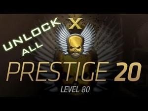 ♛ MW3 ☛ Unlock All + Master Prestigio 5 $ ♛