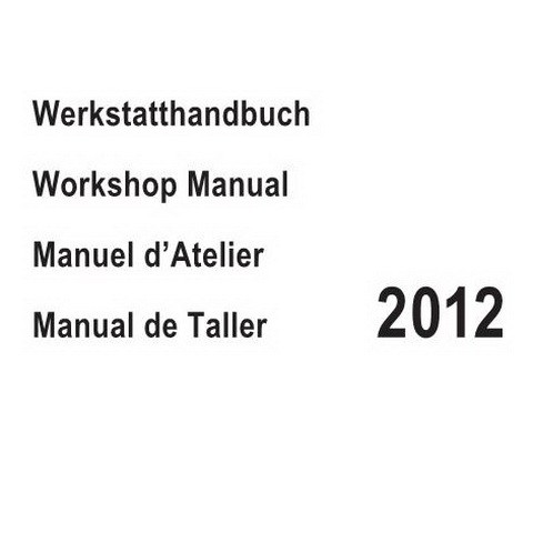Deutz 2012 Diesel Engine Workshop Service Repair Manual