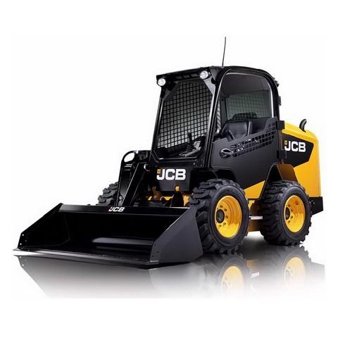 JCB Robot 260W, 280W, 300W, 330W, 260T, 300T, 320T Skid Steer Loader Repair Service Manual
