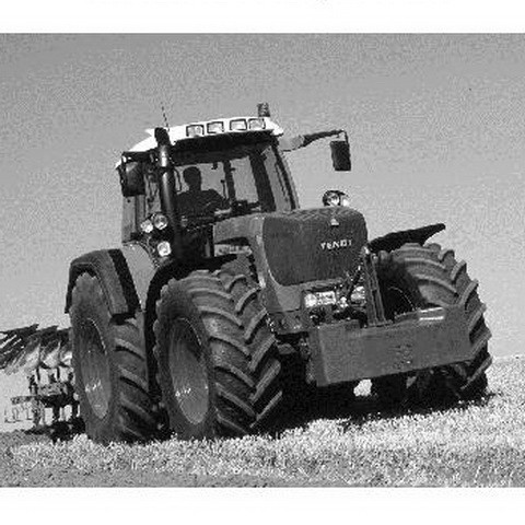 FENDT EK 900 Vario Tractors Workshop Service Training Manual