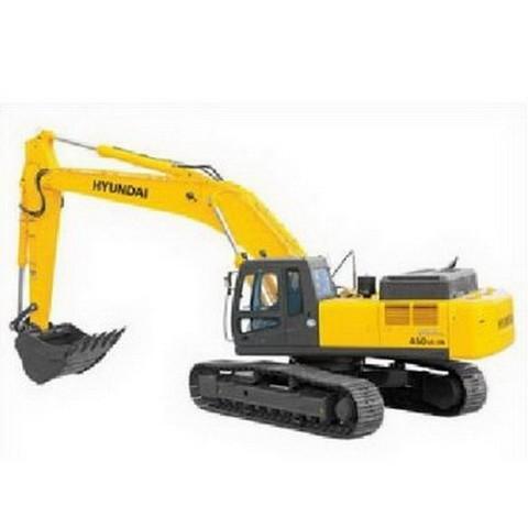 Hyundai Robex 450LC-7 / R450LC-7 Crawler Excavator Repair Service Manual