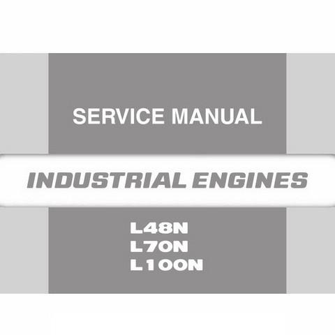 Yanmar LN Series Industrial Diesel Engine Repair Service Manual
