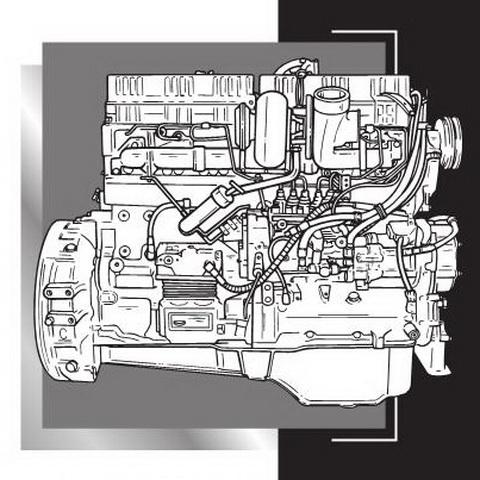 Mack Trucks E7 Engine Overhaul Repair Service Workshop Manual