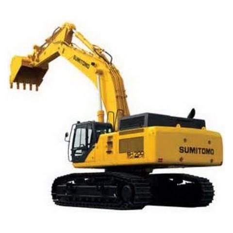 Sumitomo SH700LHD-3B Hydraulic Excavator Workshop Service Repair Manual