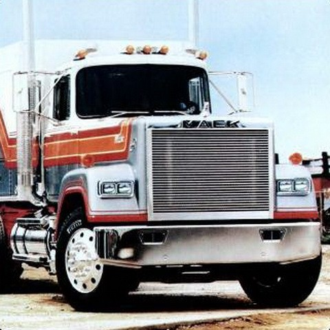 Mack Trucks RW Series Operator's Handbook