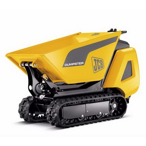 JCB HTD5 Tracked Dumpster Repair Service Manual