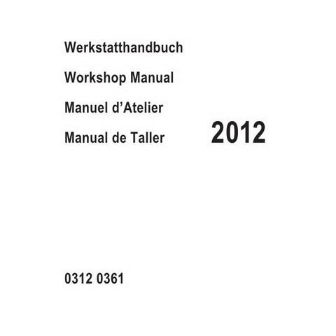 DEUTZ BFM 2012 Service Repair Workshop Manual