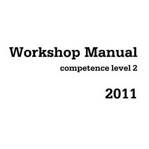 Deutz 2011 Engine Workshop Service Repair Manual - Competence Level 2