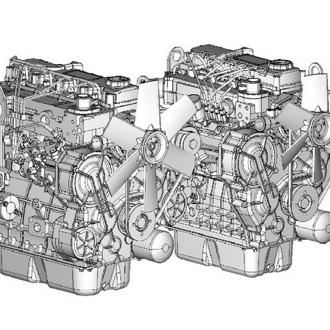 Deutz 2008, 2009 Engine Operation Manual