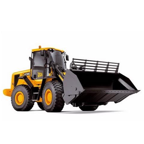 JCB 434S Wheeled Loading Shovel Repair Service Manual