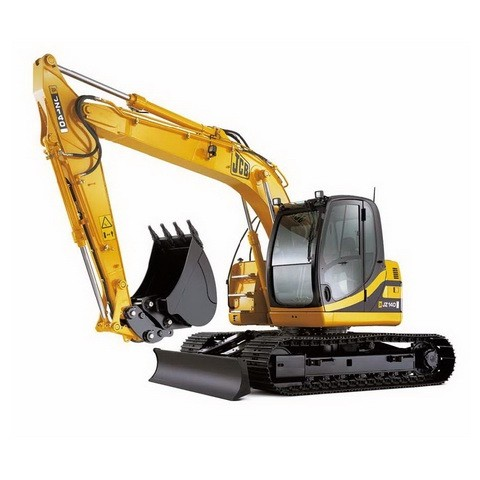 JCB JZ140 ZTS Tracked Excavator Repair Service Manual