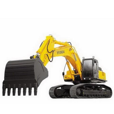 Hyundai Robex 500LC-7 / R500LC-7 Crawler Excavator Repair Service Manual