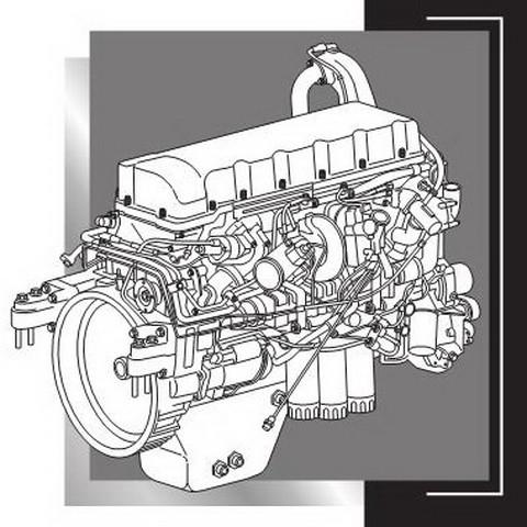 Mack Trucks MP7 Diesel Engine Workshop Service Repair Manual