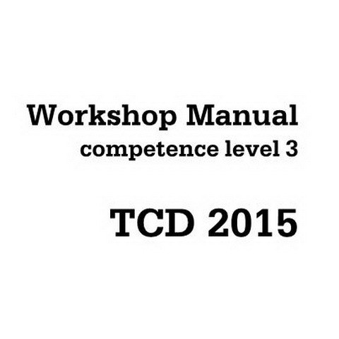 Deutz TCD 2015 Engine Workshop Service Repair Manual