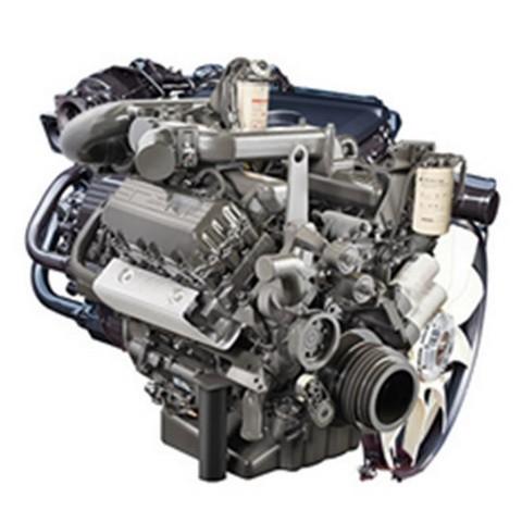 Doosan DV11 Diesel Engine Operation and Maintenance Manual
