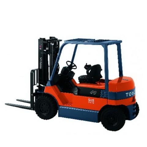 Toyota 7FBMF 16-50 Forklift Trucks Service Repair Manual