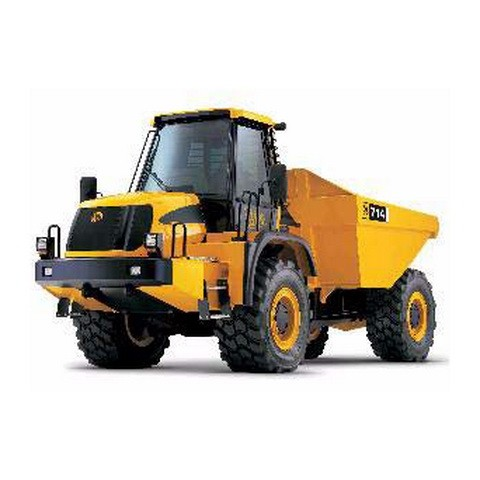 JCB 714 & 718 Articulated Dump Truck Repair Service Manual