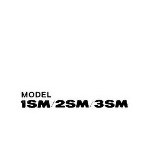 Yanmar 1SM/2SM/3SM Diesel Engine Repair Service Manual