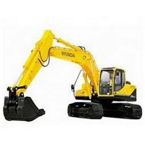 Hyundai Robex 370LC-7 / R370LC-7 Crawler Excavator Repair Service Manual