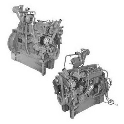 FENDT MAN D 0836 LE Motor Engine Workshop Service Repair Manual