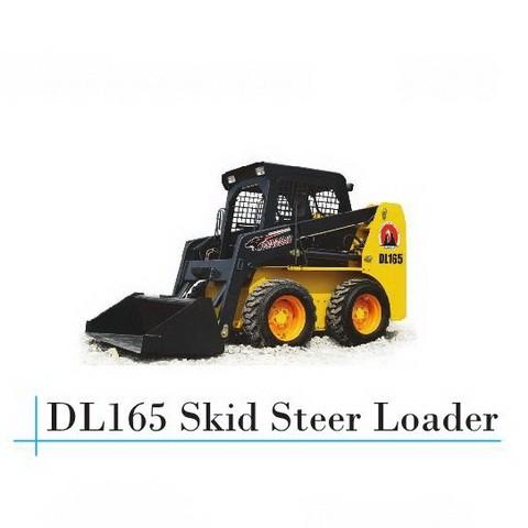 Sunbear DL165 Skid Steer Loader Owner's & Operator's Manual