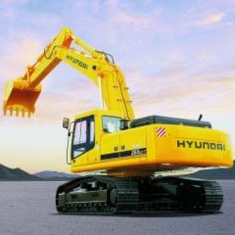 Hyundai Robex 360LC-3 / R360LC-3 Crawler Excavator Repair Service Manual