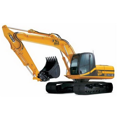 JCB JS200, JS210, JS220, JS240, JS260 Tracked Excavator Repair Service Manual