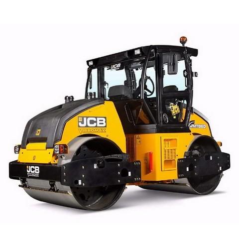 JCB Vibromax VMT 860 Tier 3 Tandem Compaction Roller Repair Service Manual