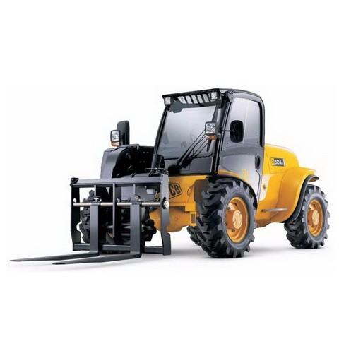 JCB 515, 520, 524, 527 Compact Loadalls Repair Service Manual