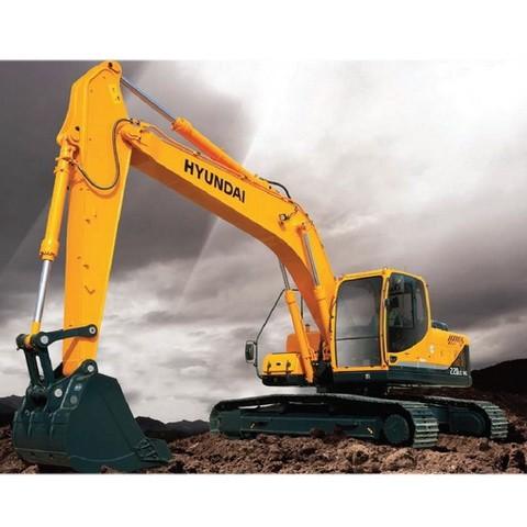 Hyundai Robex 220LC-9SH / R220LC-9SH Crawler Excavator Repair Service Manual